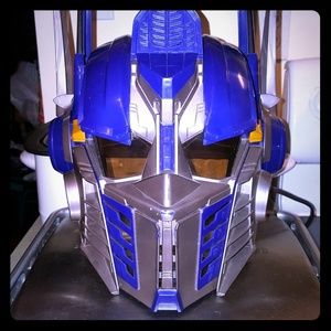 2006 Optimus Prime Helmet